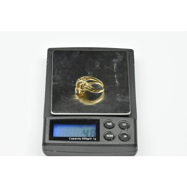 【鑑別】K18 合計 0.69ct ダイヤモンドリング 12.5号 指輪|osaka-jewelry|08