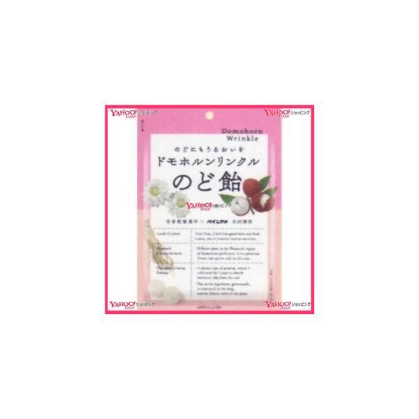 業務用菓子問屋GGxパイン 80G ドモホルンリンクルのど飴×48個 +税 【x】【送料無料(沖縄は別途送料)】