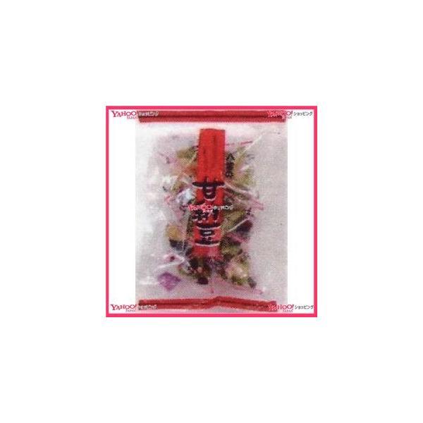 業務用菓子問屋GGx八雲製菓 205Gテトラミニ甘納豆×10個 +税 【xeco】【エコ配 送料無料 (沖縄 不可)】