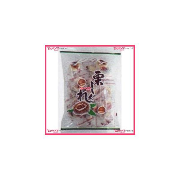 業務用菓子問屋GGxシアワセドー 250G栗しぐれ×24個 +税 【xw】【送料無料(沖縄は別途送料)】