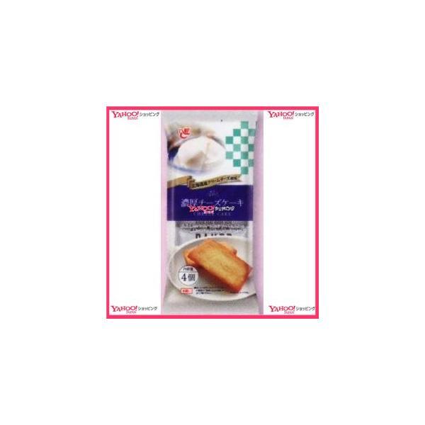 業務用菓子問屋GGxエースベーカリー 4個 濃厚チーズケーキ×24個 +税 【xw】【送料無料(沖縄は別途送料)】