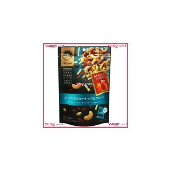業務用菓子問屋GGxMDH 51G ナッツスナッキングDMメープルカシューナッツ&フル×24個 +税 【xr】【送料無料(沖縄は別途送料)】