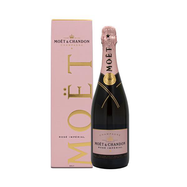 モエ エ シャンドン ロゼ アンペリアル 750ml 箱付 シャンパン 誕生日 プレゼント お中元 御中元 ギフト 贈りもの お祝い 御祝い 内祝い
