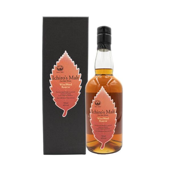 イチローズモルト ワインウッドリザーブ 700ml 46%[ウイスキー]|osake-concier