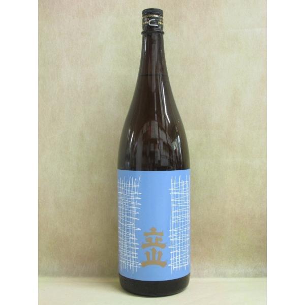 立山酒造 本醸造立山 1.8L(一升瓶)(富山県 立山 日本酒 辛口)|osake-gift-katayama