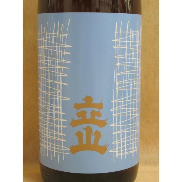立山酒造 本醸造立山 1.8L(一升瓶)(富山県 立山 日本酒 辛口)|osake-gift-katayama|02
