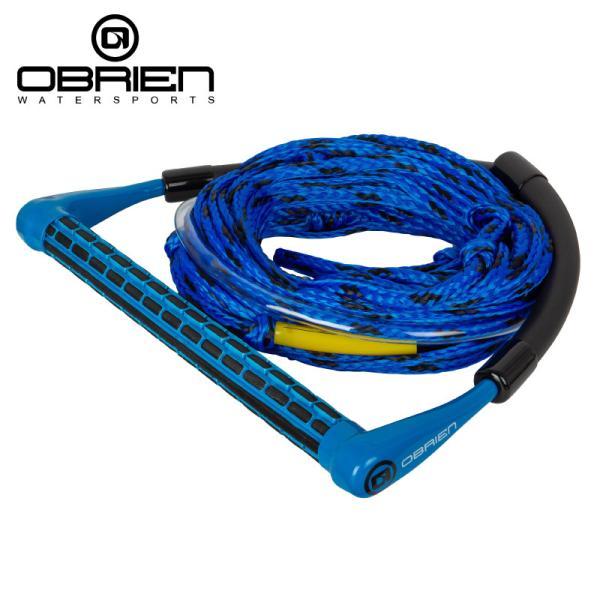 ウェイクボード ハンドル オブライエン OBRIEN 全長80ft  PROPハンドル POLYライン ブルー 青