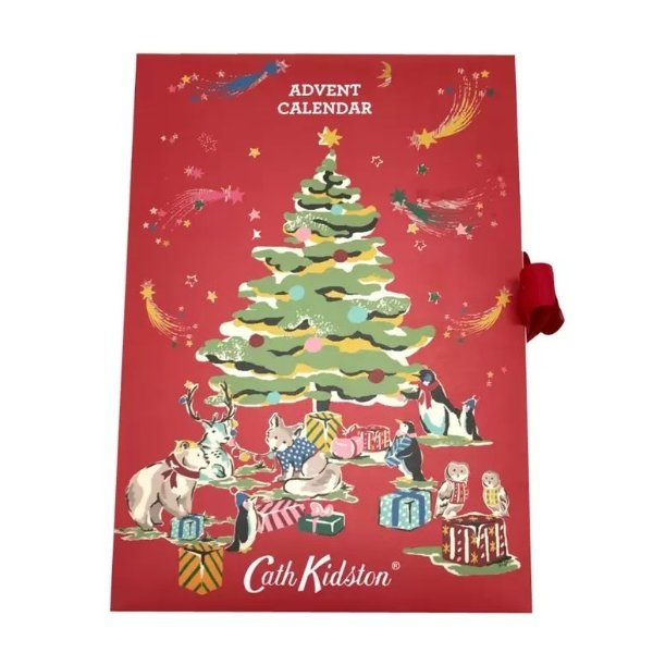 【送料無料】キャスキッドソン ビューティー アドベントカレンダー CATH KIDSTON  クリスマスをカウントダウン♪