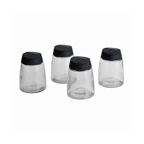 RoomClip商品情報 - IKEA 365+ スパイスボトル(瓶)2タイプの振り出し口で便利 4ピースセット
