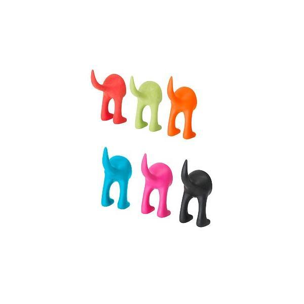 RoomClip商品情報 - IKEA  ドッグテールフック 犬のしっぽ型フック  リード・キャリーバック掛けに 取り付けかんたん イケア