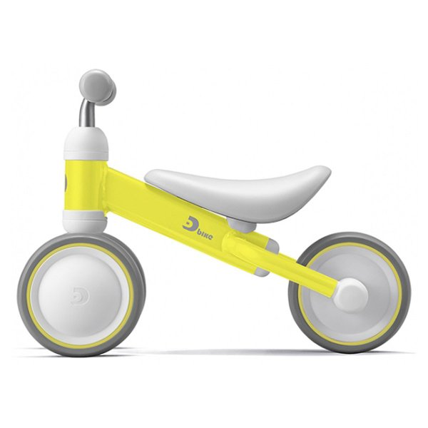 アイデス ディーバイク ミニ プラス (イエロー)[三輪車/乗用玩具/D-Bike mini+][送料無料]*他商品との同梱不可