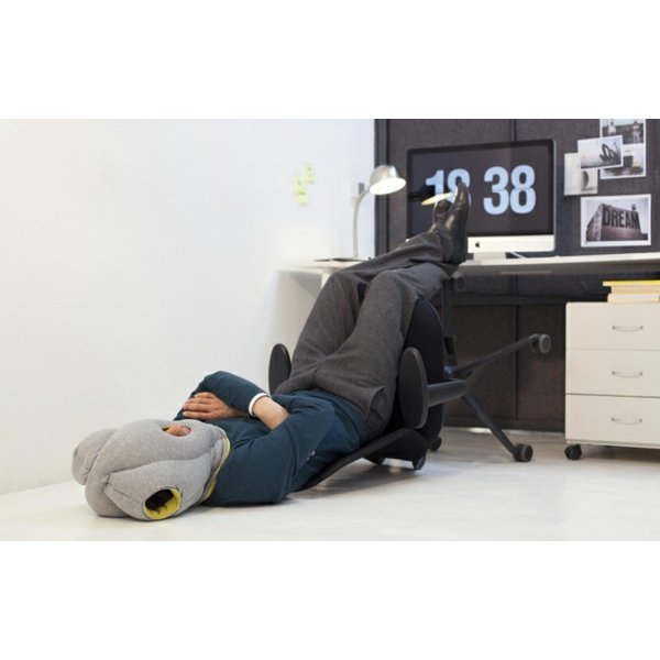 オーストリッチピロー オリジナル OSTRICH PILLOW ORIGINAL トラベルピロー ネックピロー 昼寝枕 ダチョウ枕|ostrichpillow|05