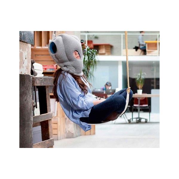 オーストリッチピロー オリジナル OSTRICH PILLOW ORIGINAL トラベルピロー ネックピロー 昼寝枕 ダチョウ枕|ostrichpillow|06