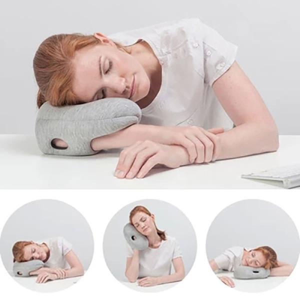 オーストリッチピロー ミニ OSTRICH PILLOW MINIトラベルピロー ネックピロー  昼寝枕 携帯用 ostrichpillow 07