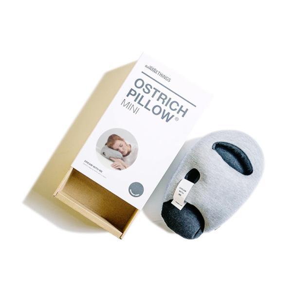 オーストリッチピロー ミニ OSTRICH PILLOW MINIトラベルピロー ネックピロー  昼寝枕 携帯用 ostrichpillow 10