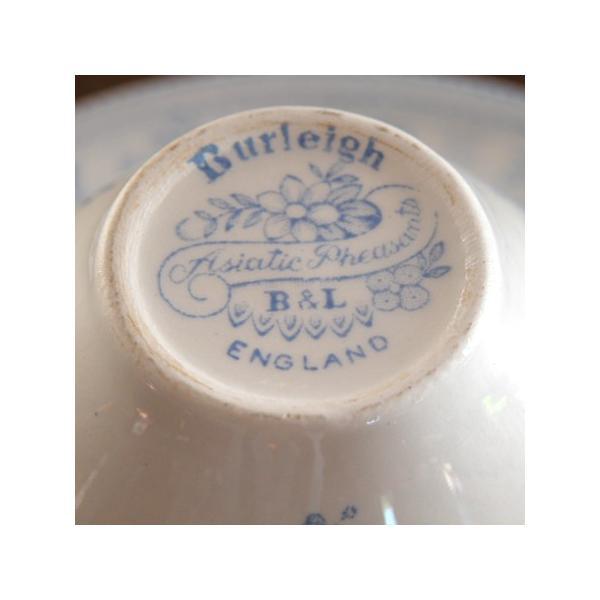 イギリス食器 バーレイ社 ブルーアジアティックフェザンツ ティーカップ&ソーサー180ml |ostuni|06