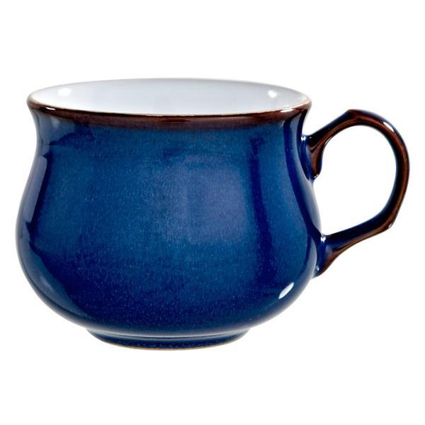 イギリス食器 Denby デンビー インペリアルブルー ティーカップ&ソーサー 250ml |ostuni|02