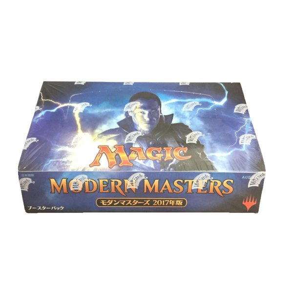 MAGIC The Gathering マジック ザ ギャザリング モダンマスターズ 2017年版 日本語版 1BOX 2-032017031801|otakara-machida