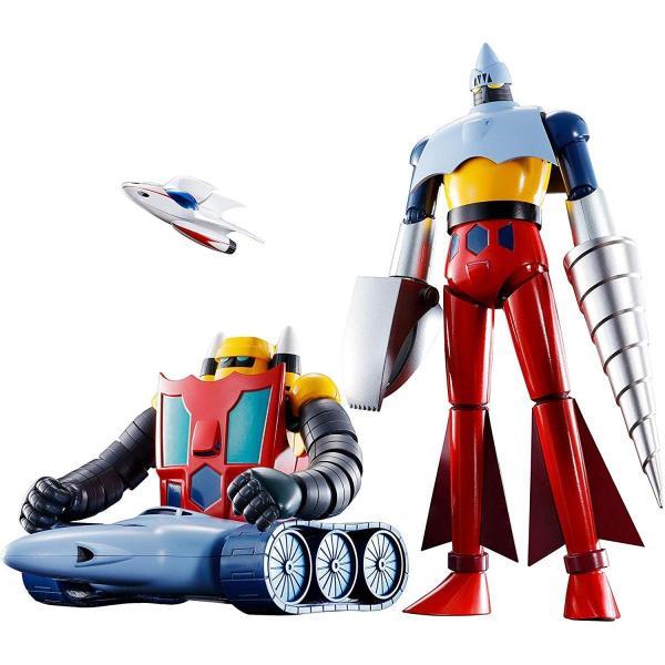 超合金魂 GX-91 ゲッターロボ ゲッター2&3 D.C.  3-512020012401|otakara-machida
