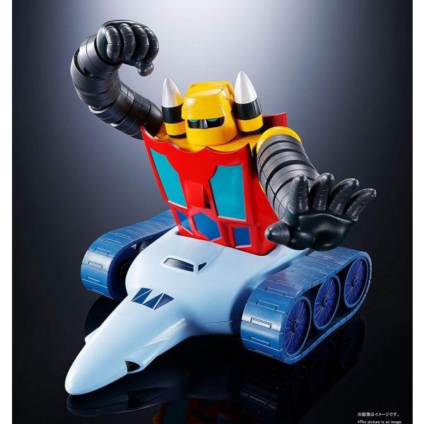 超合金魂 GX-91 ゲッターロボ ゲッター2&3 D.C.  3-512020012401|otakara-machida|03
