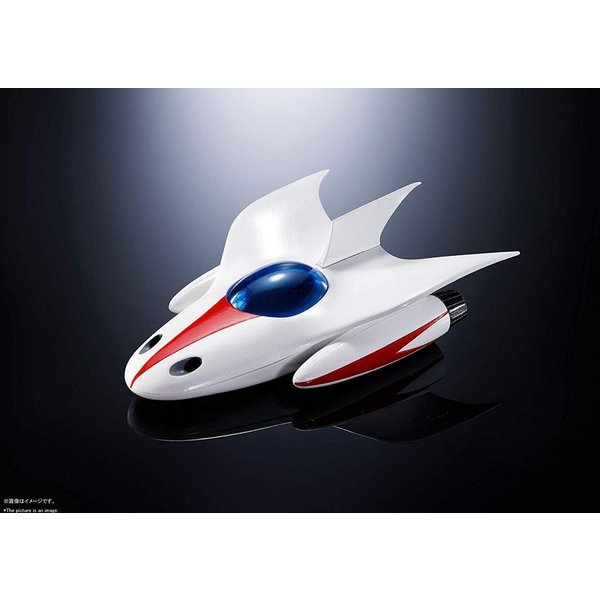 超合金魂 GX-91 ゲッターロボ ゲッター2&3 D.C.  3-512020012401|otakara-machida|04