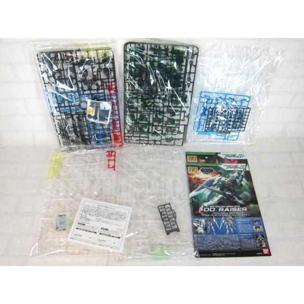 ガンプラ HG 1/144 ダブルオーライザー&ケルディムガンダム クリアカラーVer EXPO限定商品 512016123001|otakara-machida|06