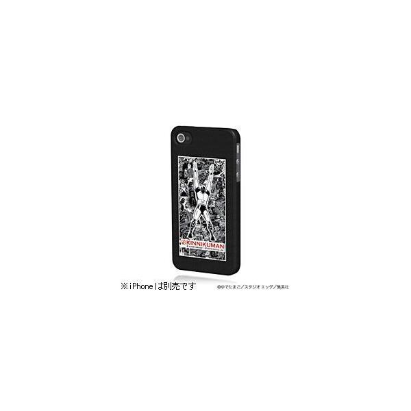 新品雑貨 iPhone 4S/4用 キン肉マン正義超人シリーズケース ウォーズマン APA04004WM