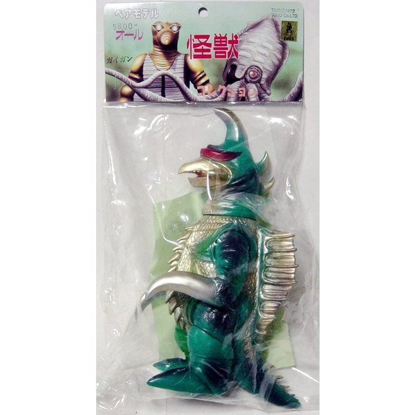 ベアモデルオール怪獣コレクションガイガン