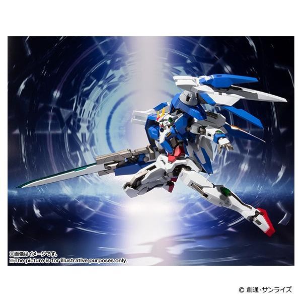 METAL ROBOT魂 <SIDE MS> ダブルオーライザー+GNソードIII フィギュア|otakick-y