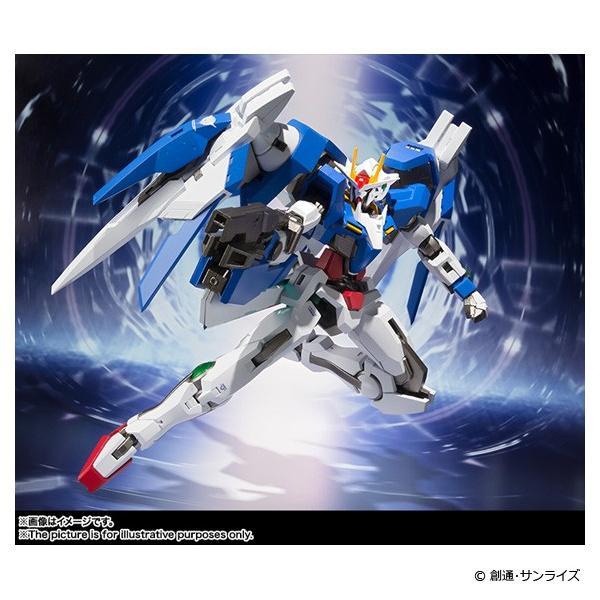 METAL ROBOT魂 <SIDE MS> ダブルオーライザー+GNソードIII フィギュア|otakick-y|02