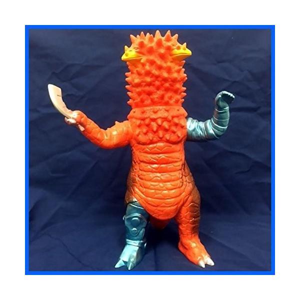 怪獣郷ソフビシリーズ「ウルトラセブン」より双頭怪獣改造パンドン