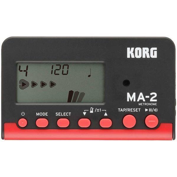 デジタルメトロノーム KORG コルグ MA-2-BKRD