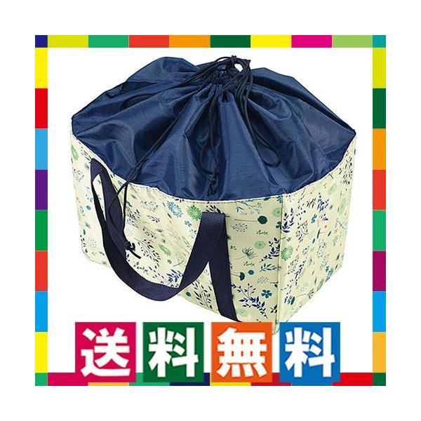 エコバッグ レジカゴバッグ ボタニカル 折りたたみコンパクト 保冷バッグ ショッピングバッグ 保冷 買い物かごにピッタリ エコバック