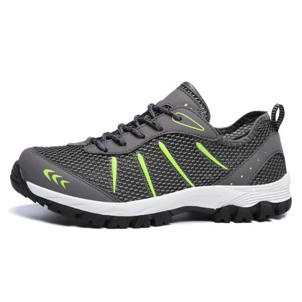 ランニングシューズ トレッキングシューズ メンズ 登山靴 アウトドア ウォーキング メンズ靴 スポーツ 山登り 軽量 滑り止め|otasukemann|16