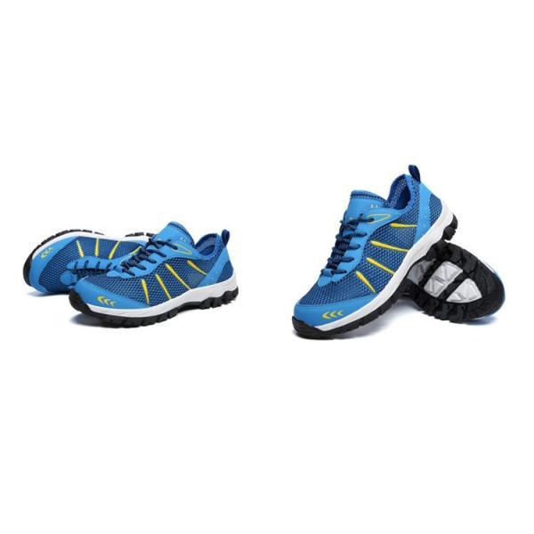 ランニングシューズ トレッキングシューズ メンズ 登山靴 アウトドア ウォーキング メンズ靴 スポーツ 山登り 軽量 滑り止め|otasukemann|21