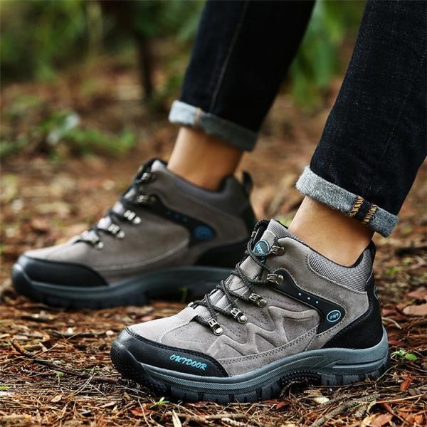 登山靴 ランニングシューズ トレッキングシューズ メンズ アウトドアシューズ 疲れない ハイキング カジュアル おしゃれ 山登り 遠足|otasukemann|12