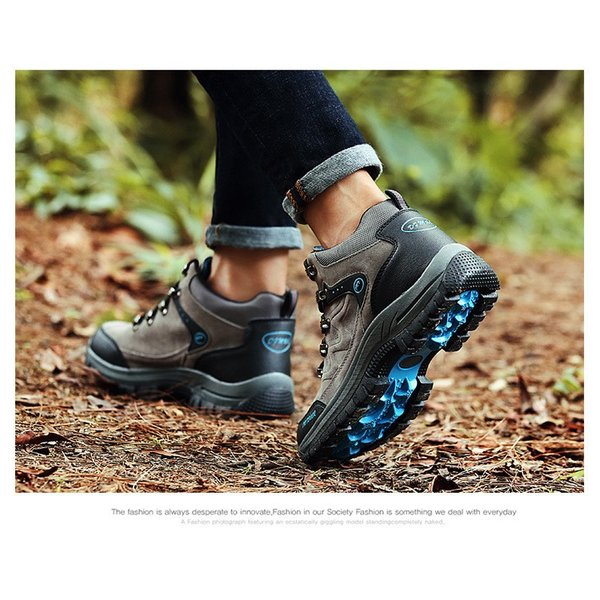 登山靴 ランニングシューズ トレッキングシューズ メンズ アウトドアシューズ 疲れない ハイキング カジュアル おしゃれ 山登り 遠足|otasukemann|14