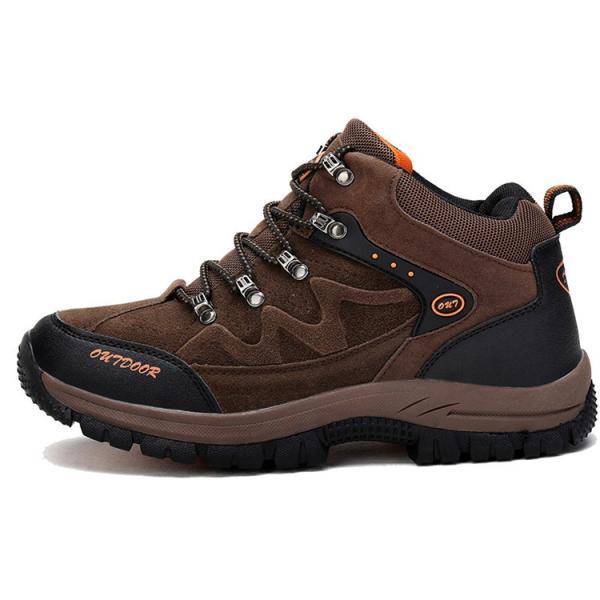登山靴 ランニングシューズ トレッキングシューズ メンズ アウトドアシューズ 疲れない ハイキング カジュアル おしゃれ 山登り 遠足|otasukemann|19
