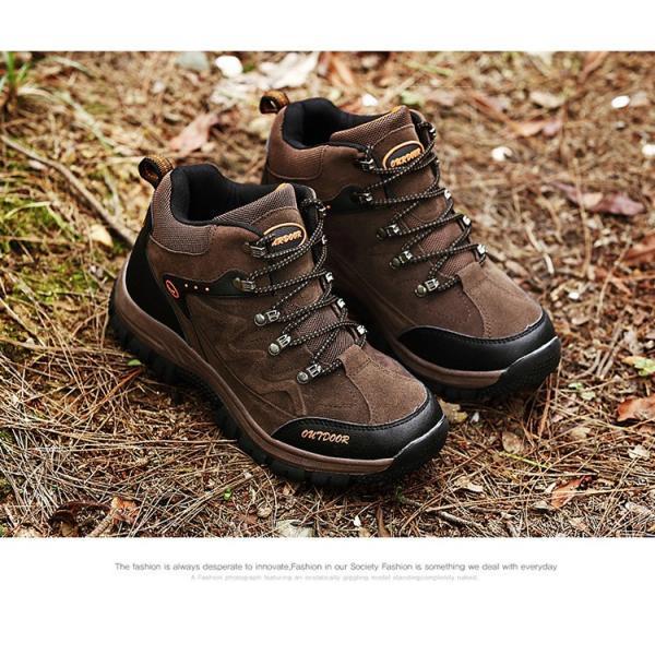 登山靴 ランニングシューズ トレッキングシューズ メンズ アウトドアシューズ 疲れない ハイキング カジュアル おしゃれ 山登り 遠足|otasukemann|07