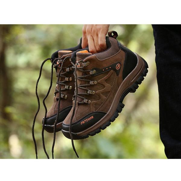 登山靴 ランニングシューズ トレッキングシューズ メンズ アウトドアシューズ 疲れない ハイキング カジュアル おしゃれ 山登り 遠足|otasukemann|08