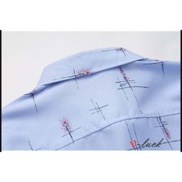 メンズファッション 長袖シャツ カジュアルシャツ 大きいサイズ メンズ アロハシャツ ハワイアン 柄シャツ 40代 50代|otasukemann|11