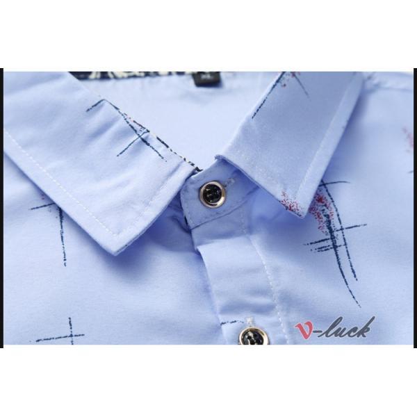 メンズファッション 長袖シャツ カジュアルシャツ 大きいサイズ メンズ アロハシャツ ハワイアン 柄シャツ 40代 50代|otasukemann|12