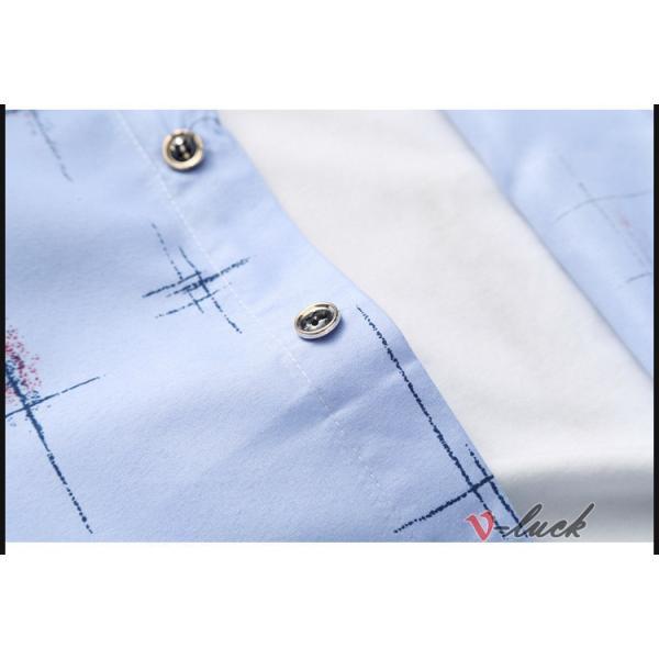 メンズファッション 長袖シャツ カジュアルシャツ 大きいサイズ メンズ アロハシャツ ハワイアン 柄シャツ 40代 50代|otasukemann|13