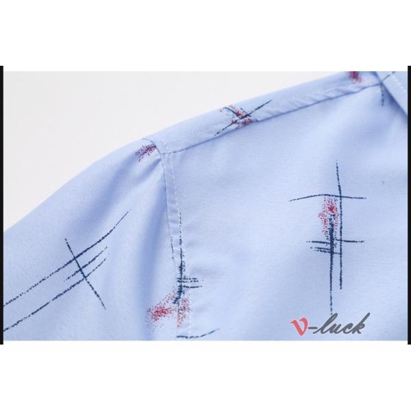 メンズファッション 長袖シャツ カジュアルシャツ 大きいサイズ メンズ アロハシャツ ハワイアン 柄シャツ 40代 50代|otasukemann|16