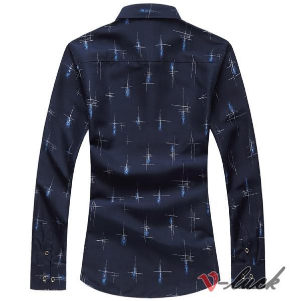 メンズファッション 長袖シャツ カジュアルシャツ 大きいサイズ メンズ アロハシャツ ハワイアン 柄シャツ 40代 50代|otasukemann|04