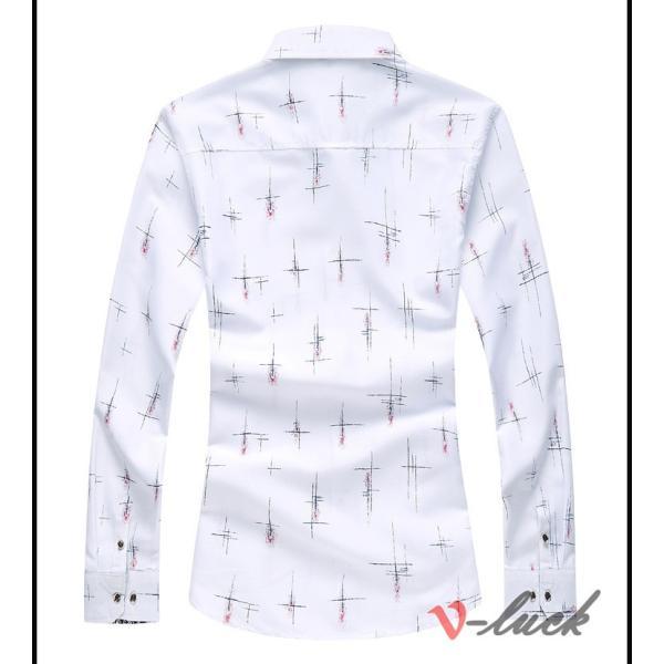 メンズファッション 長袖シャツ カジュアルシャツ 大きいサイズ メンズ アロハシャツ ハワイアン 柄シャツ 40代 50代|otasukemann|06