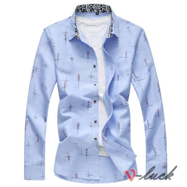 メンズファッション 長袖シャツ カジュアルシャツ 大きいサイズ メンズ アロハシャツ ハワイアン 柄シャツ 40代 50代|otasukemann|07