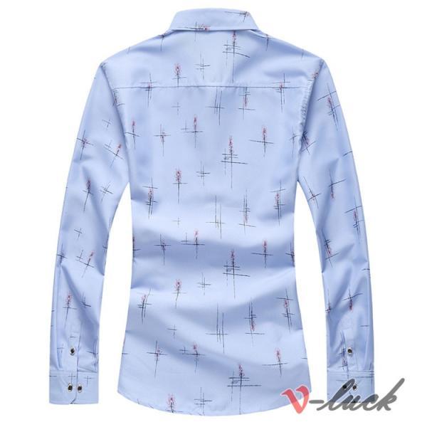 メンズファッション 長袖シャツ カジュアルシャツ 大きいサイズ メンズ アロハシャツ ハワイアン 柄シャツ 40代 50代|otasukemann|08