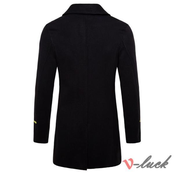 ビジネスコート チェスターコート メンズ ロングコート ジャケット コート ビジネス 紳士服 アウトドア おしゃれ 春物|otasukemann|11