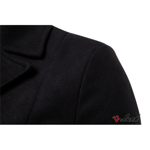 ビジネスコート チェスターコート メンズ ロングコート ジャケット コート ビジネス 紳士服 アウトドア おしゃれ 春物|otasukemann|12